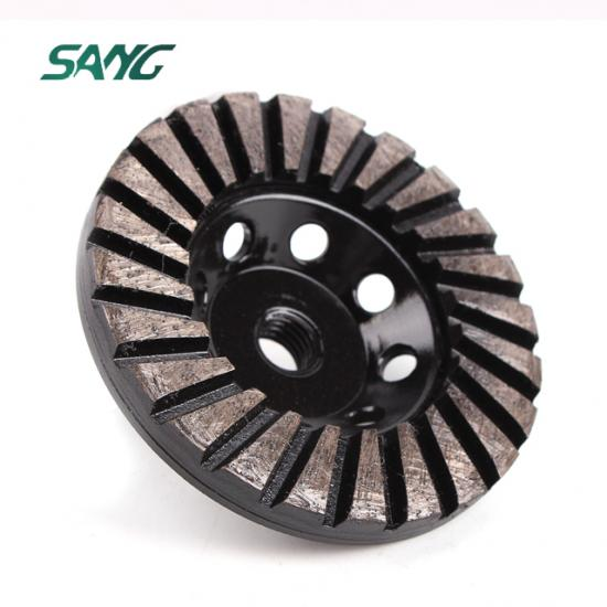 diamond cup wheel, Abrasive Grinding Wheel, turbo cup wheel