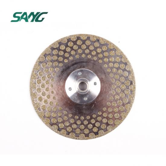 marble cutting blade,saw blade,electroplated blade