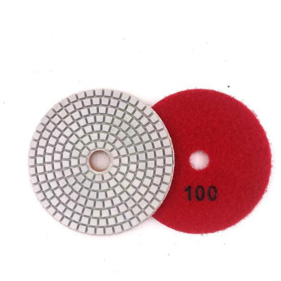 4 inch Wet/Dry  Polishing Pads